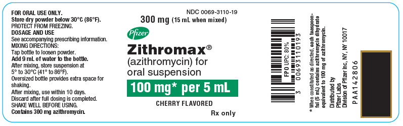 Principal Display Panel - 300 mg Bottle Label