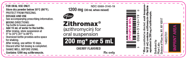 PRINCIPAL DISPLAY PANEL - 1200 mg Bottle Label